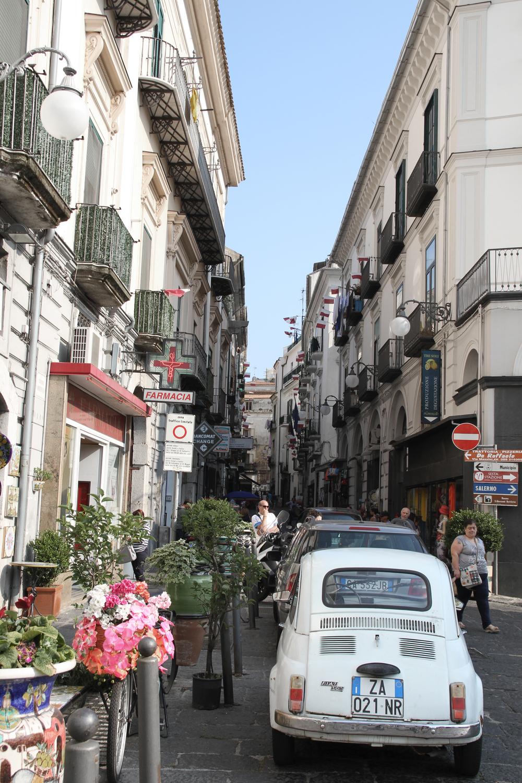 Salerno - Amalfi Coast, Italy