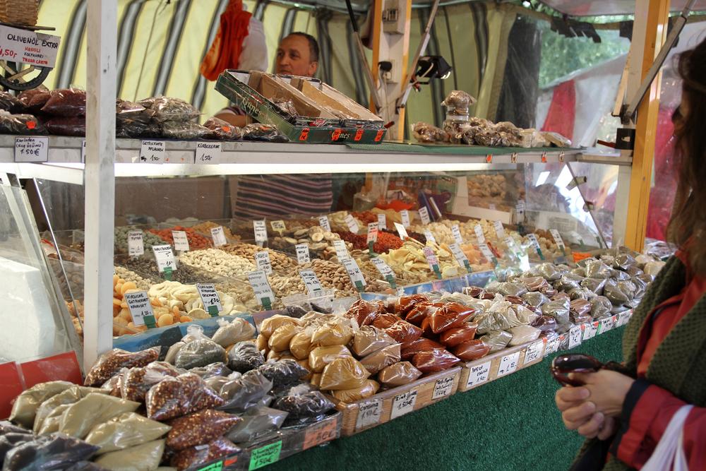 Turkish Market, Berlin