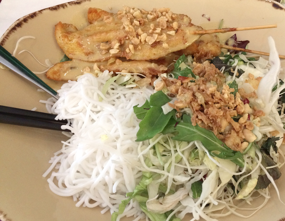 One of the unexpected best meals of our entire trip. Who knew Vietnamese in Berlin would be so darn good?