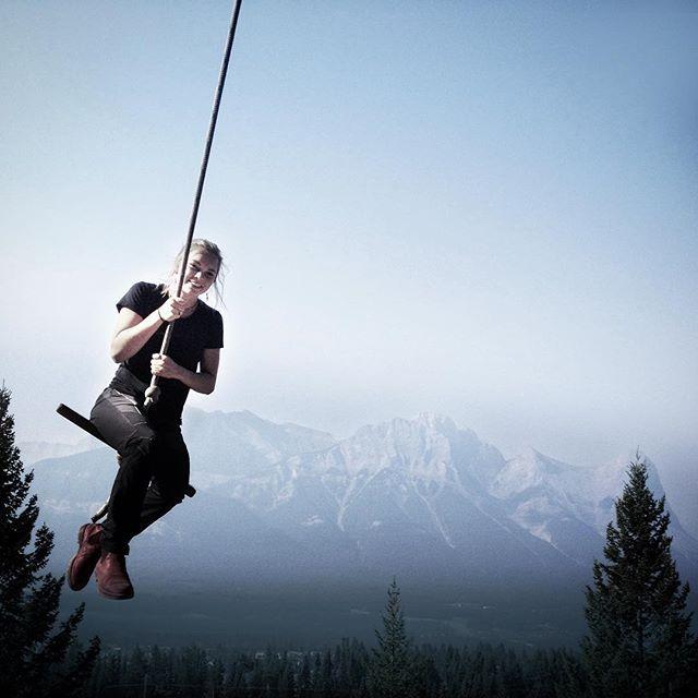 Swing! 💨