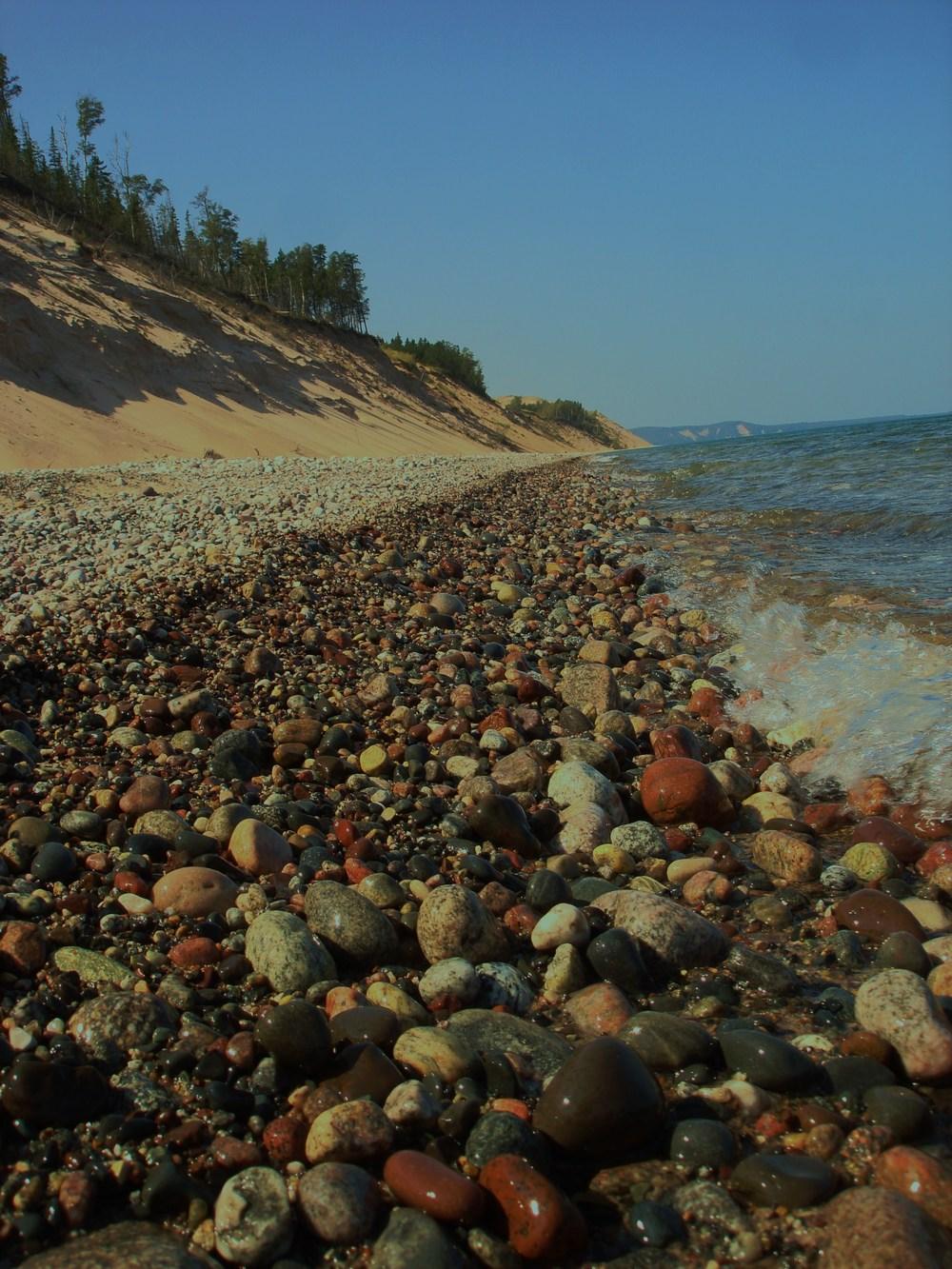 Grand Marais Dunes Beach