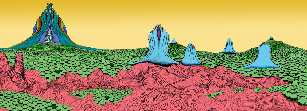 Background Oh Sees Video