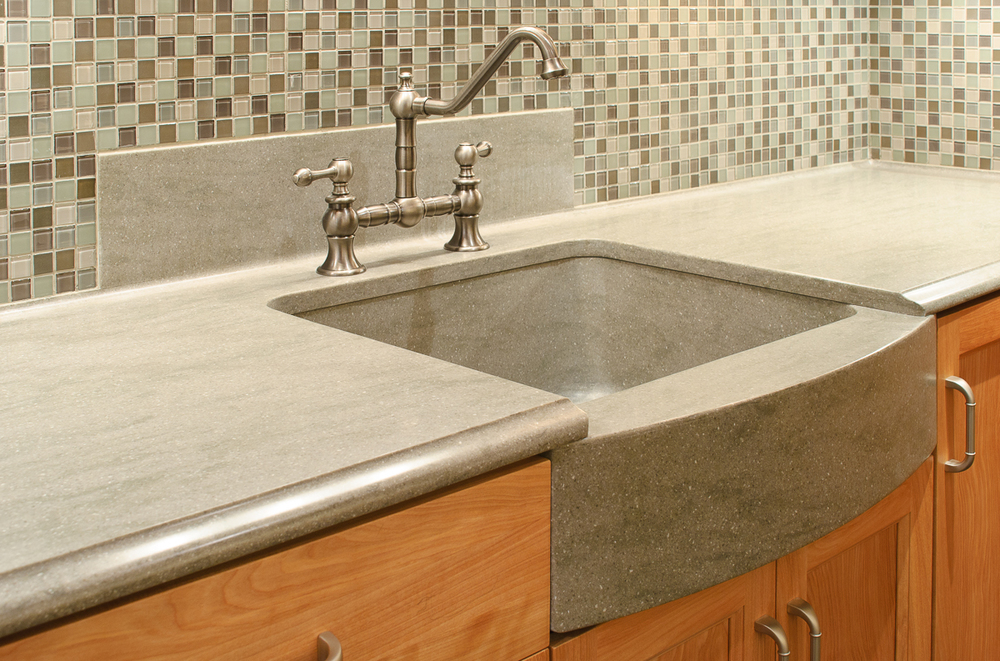 Countertop Replacement Sterling Surfaces Solid Surface