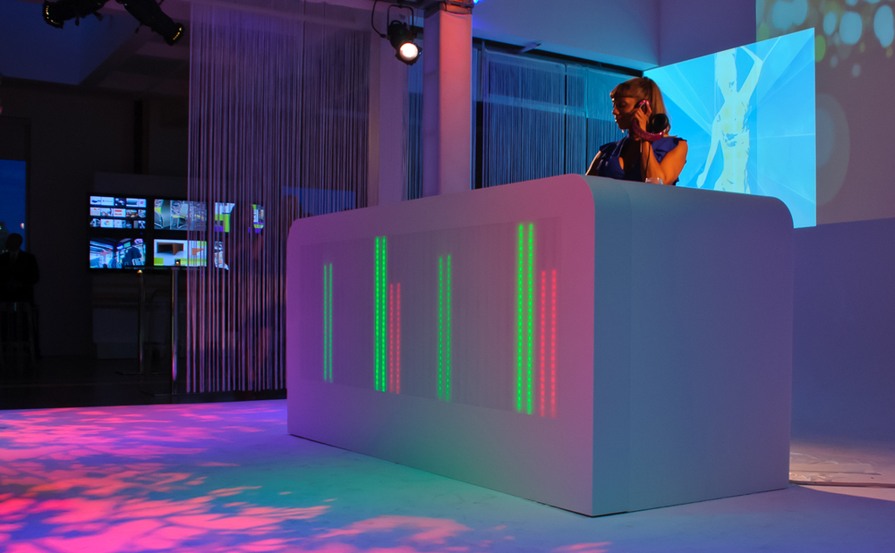 Dj Booth Sterling Surfaces Solid Surface Thermoforming