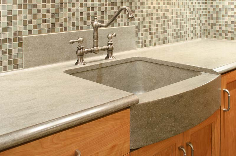 Solid surface countertop replacement sterling surfaces Solid surface counters