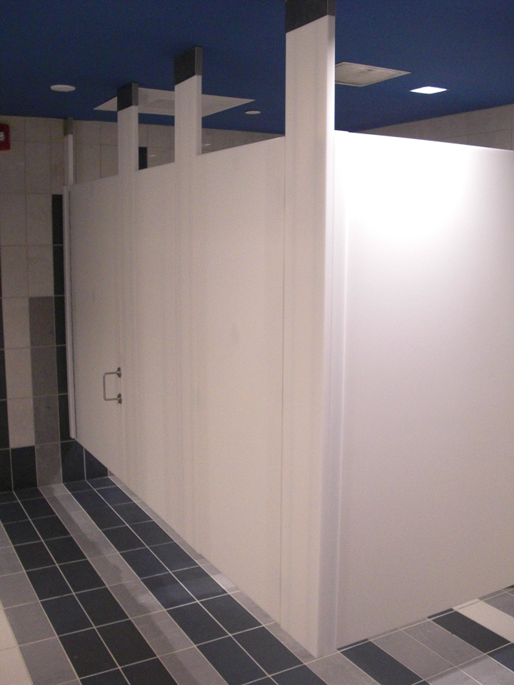 Redi Stall Toilet Partitions At Northeastern University