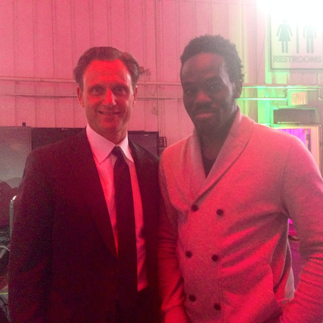 Guess whose hanging with President Fitch from Scandal?  xD #tvlife #od #Scandal @afewbroos @flexgq1