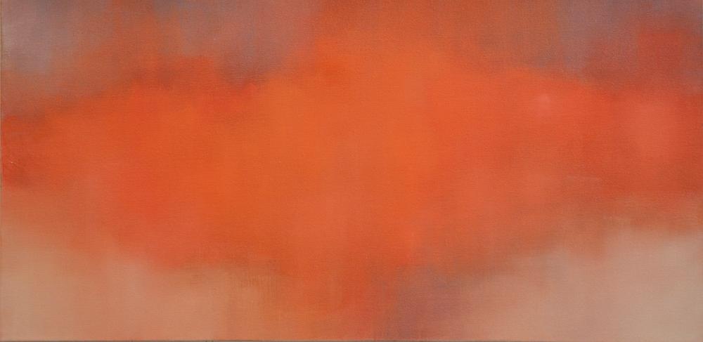 cumulus series, orange