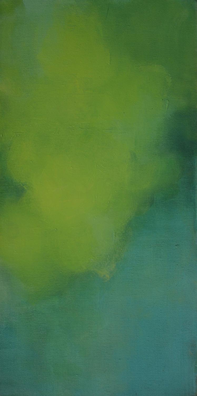 "2013 24"" x 12"" oil on canvas   $500"