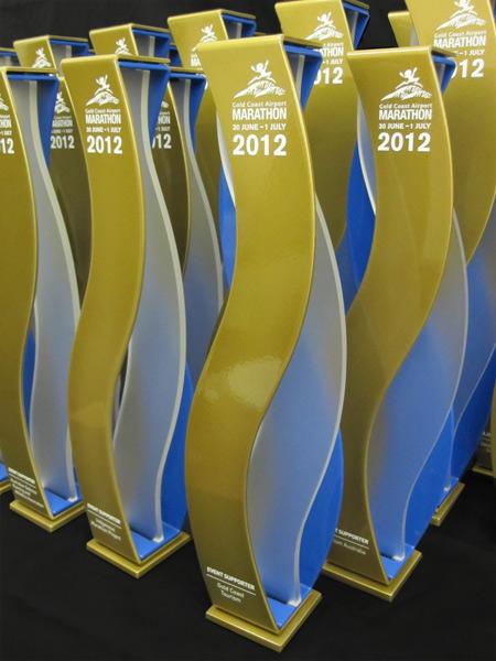 gold coast marathon 2012 — andrew watson design