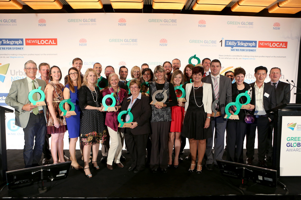Green Globe Award Trophy - Eco Sustainable all winners.jpg