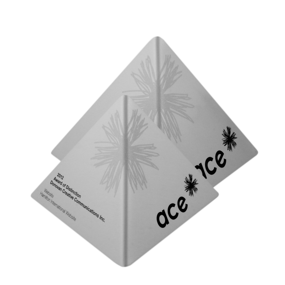 ace awards - advertising