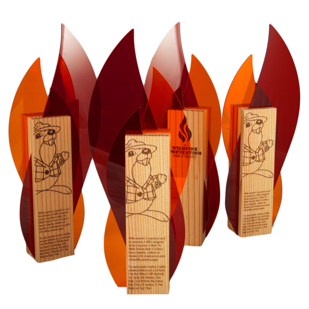 government of alberta - wildfire prevention awards