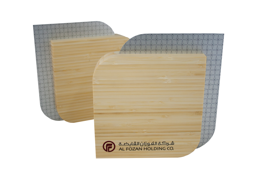 bamboo eco plaque not glass or acrylic high quality