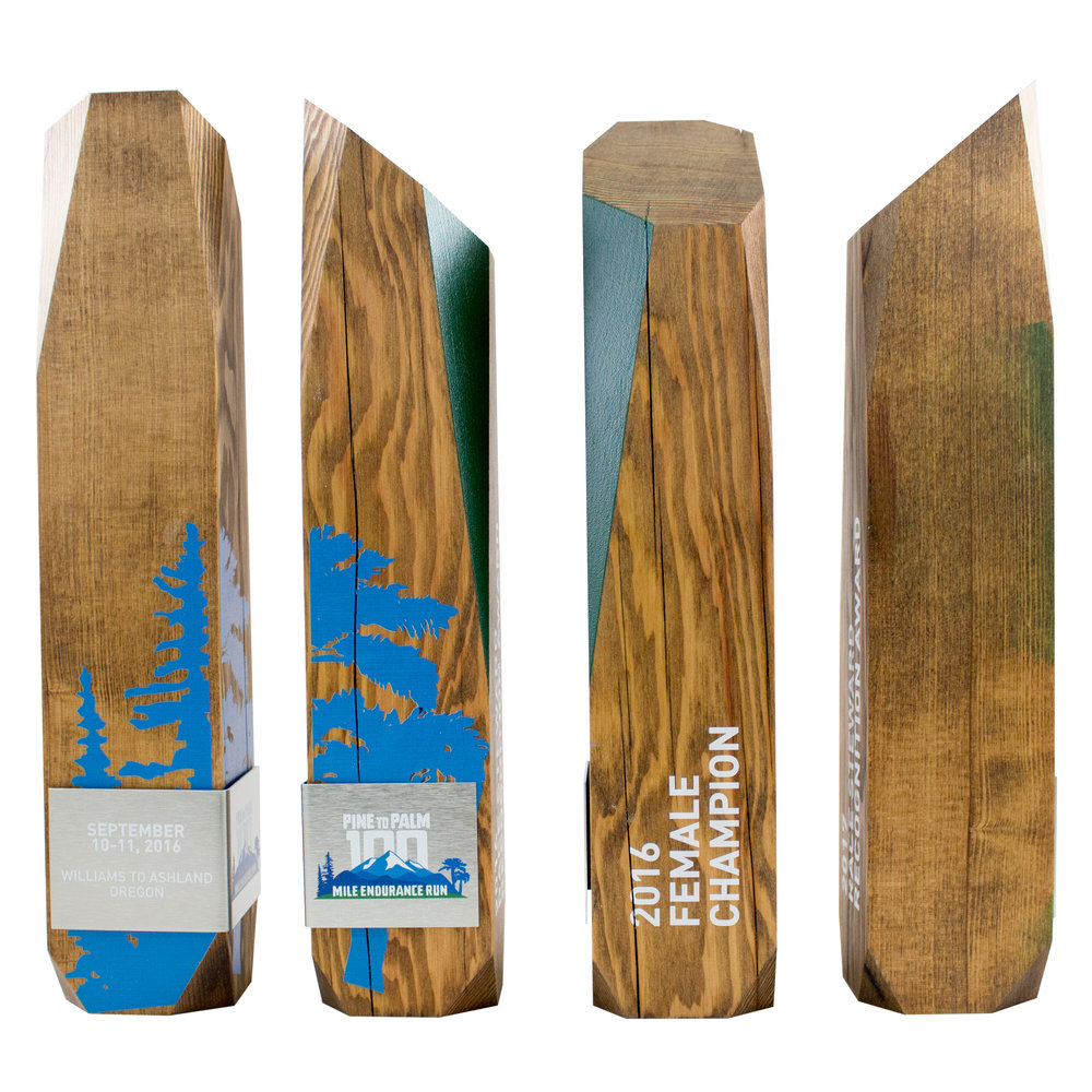 pine to palm recovered wood awards