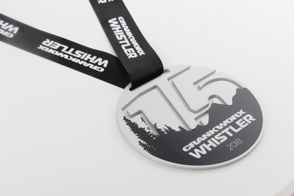 crankworx custom medal medallion custom medal medallion whistler whistler blackcomb