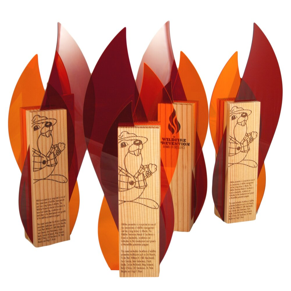 alberta government wildfire custom eco awards