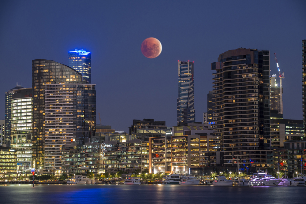 Docklands Moon