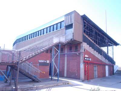 Victoria Park Ryder Stand