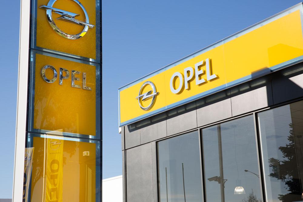 Berwick Opel