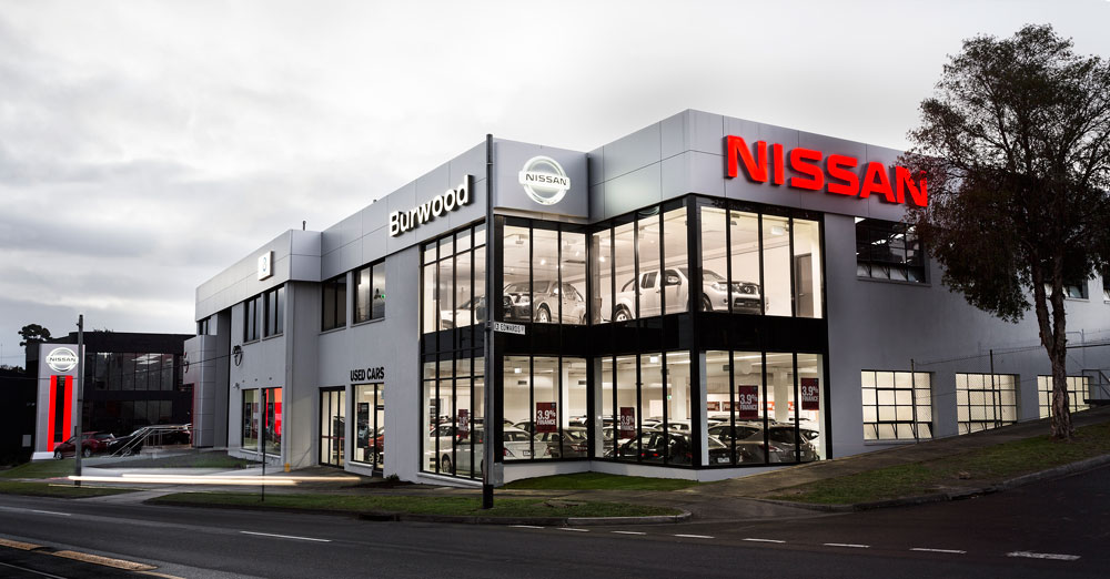 Burwood Nissan