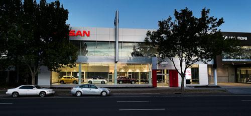 City Nissan