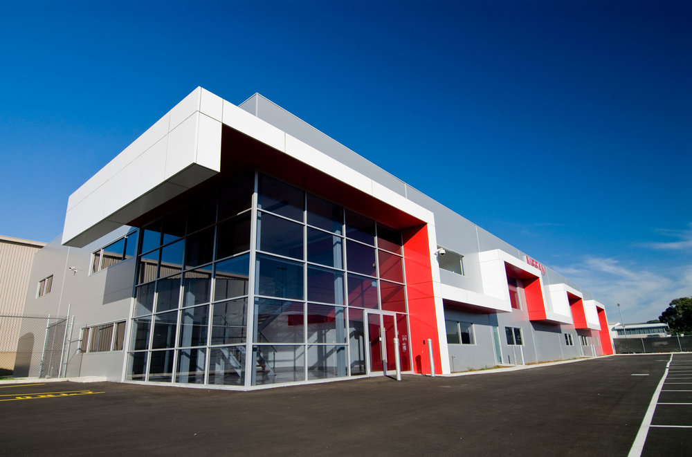 Nissan Technical Training Facility