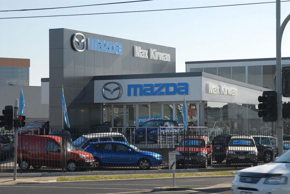 Kirwan Mazda