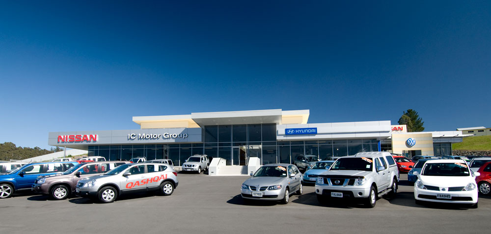 IC Motors NIssan Whangarei New Zealand