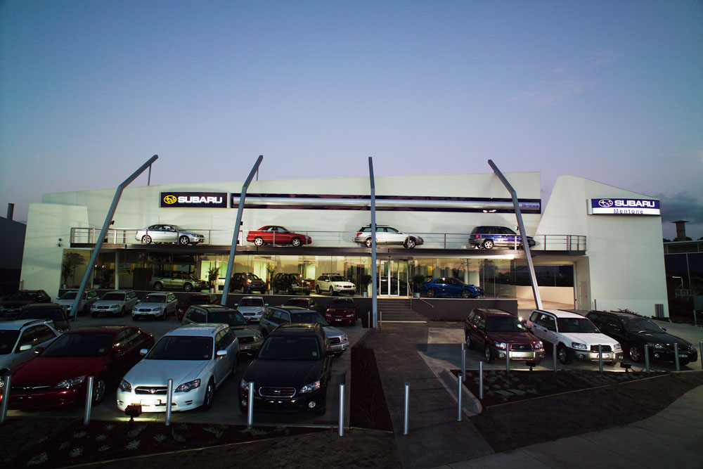 Subaru Mentone