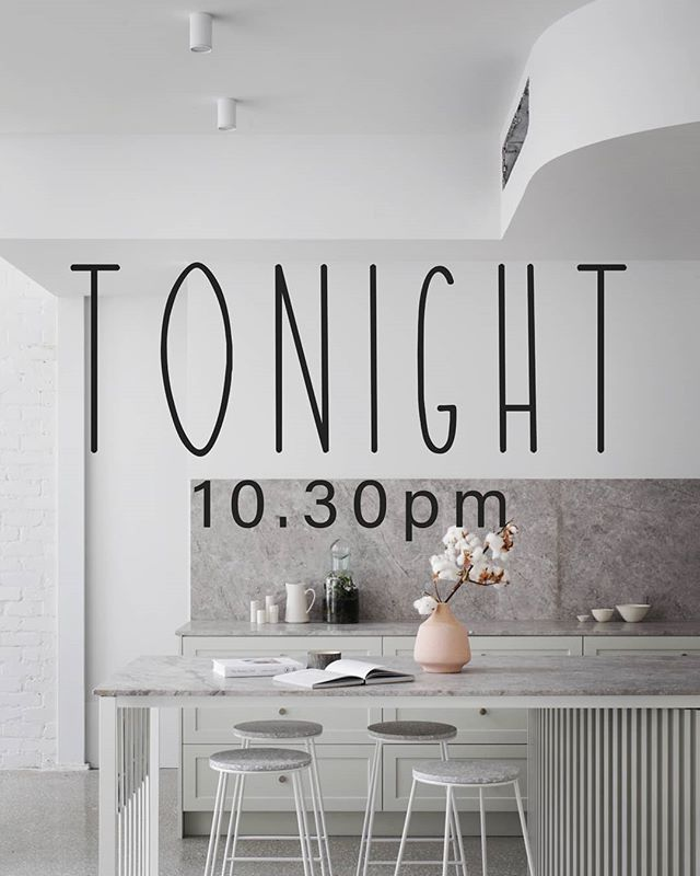 Catch Justin on Luxury Homes Revealed tonight showcasing our latest residential project at Naroon st in Northcote. Channel 9 life 10.30pm  Build: @beirinprojects Image: @aspect11  #luxuryhomesrevealed #9life #archdaily #architecture #melbourne #melbourneinteriors  #melbournearchitecture #kitchen #kitchendesign #interiordesign #homeinspo #kitcheninspo