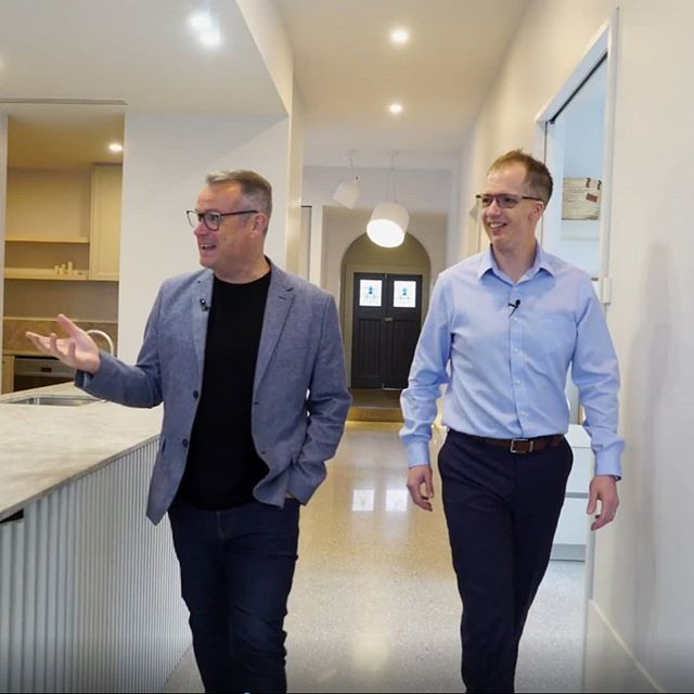 Take a tour with Justin on Luxury Homes Revealed, showcasing our latest residential project in Northcote.  Check out our Facebook page or website for the link.  Builder: @beirinprojects  #archdaily #architecture #melbourne #melbourneinteriors  #northcote #luxuryhomesrevealed #9life