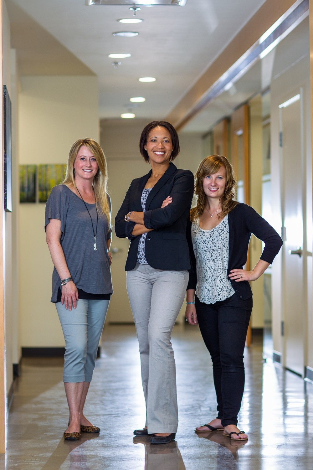 Simply Orthodontics was established by Dr. Duncan and the original team members you know and love – Sarah and Lisa!