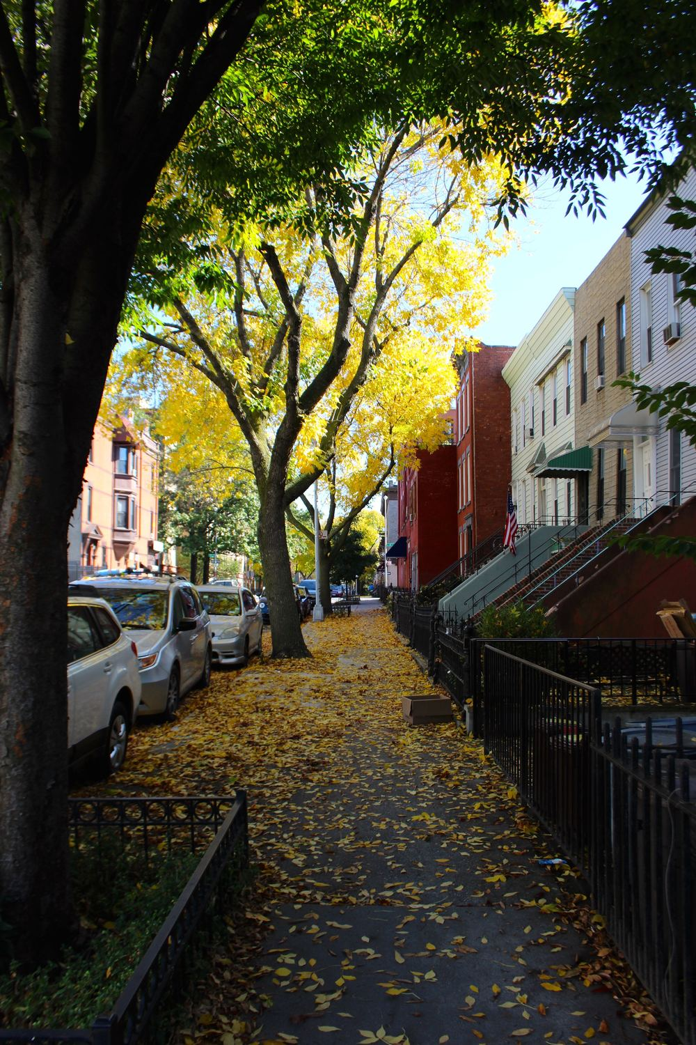 Park Slope in full colour.