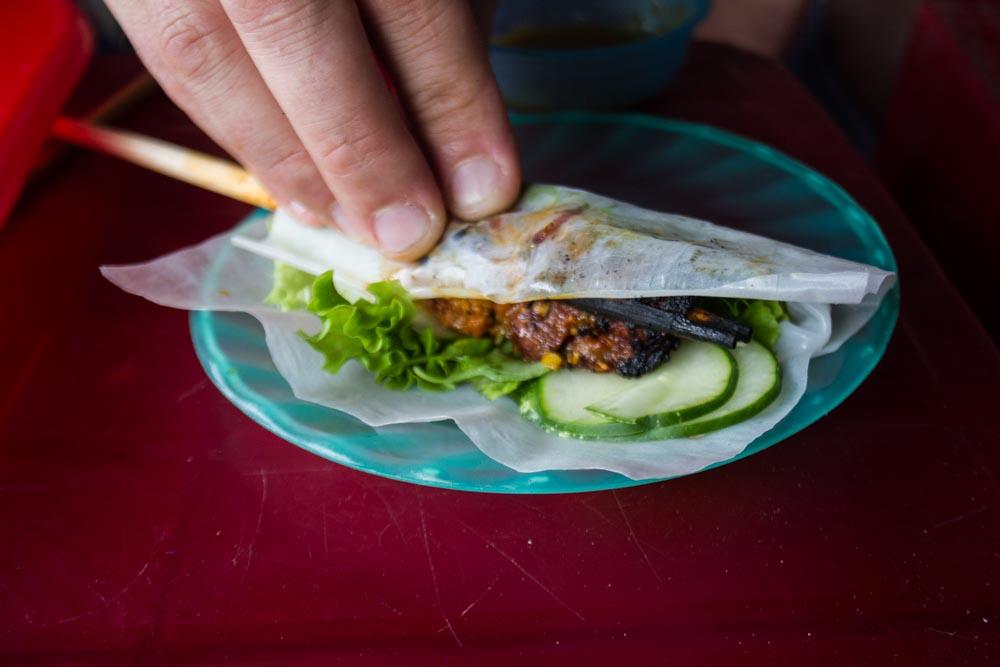 Vietnamese BBQ.