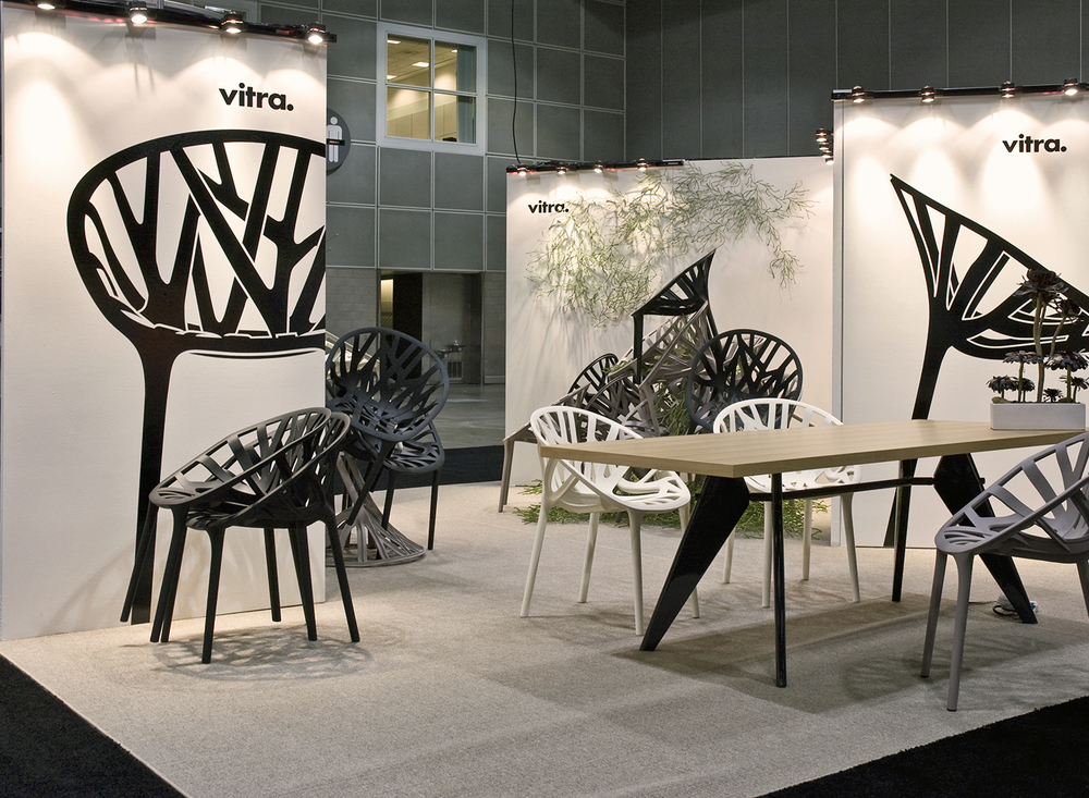 Vitra Stand for Dwell on Design, LA - USA