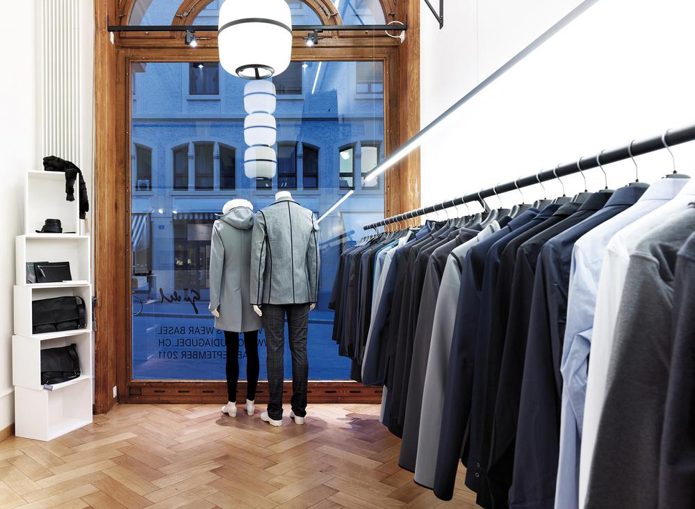 Claudia Güdel Shop, Basel - CH