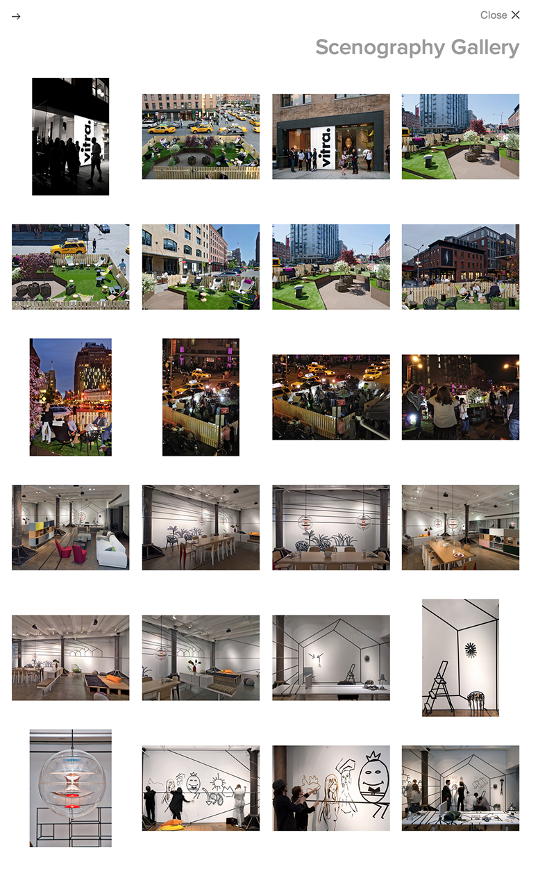 Just updated the  Scenography Gallery   Check out the   ++ more ++   section for other updates