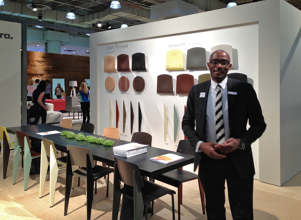 Mr. Rullow from Vitra US
