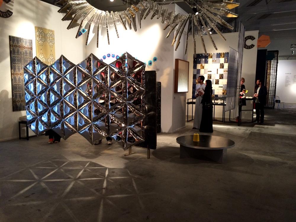 Kaleidoscope Screen