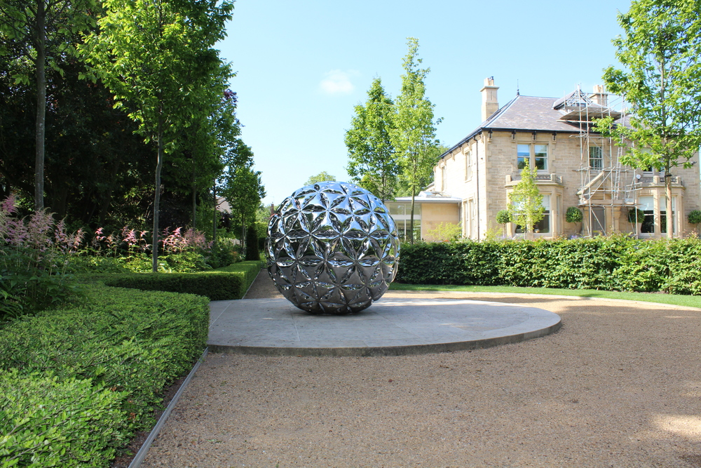 Sphere Sculpture