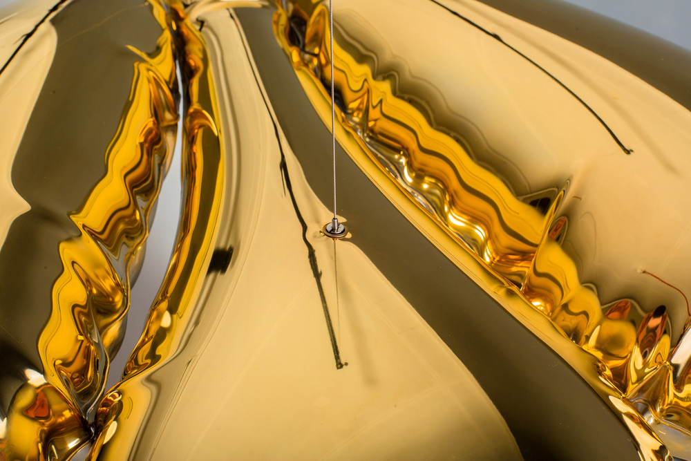 Inflated Gold Bee Maison Guerlain Paris