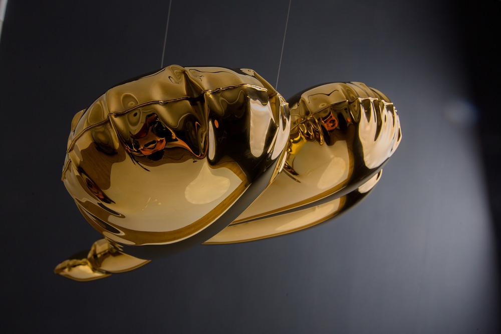 Blown Metal Gold Bee Guerlain