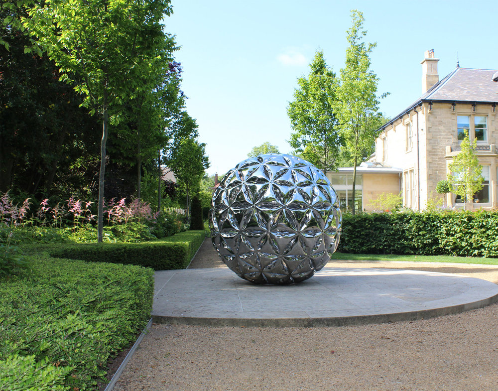 garden sphere house view