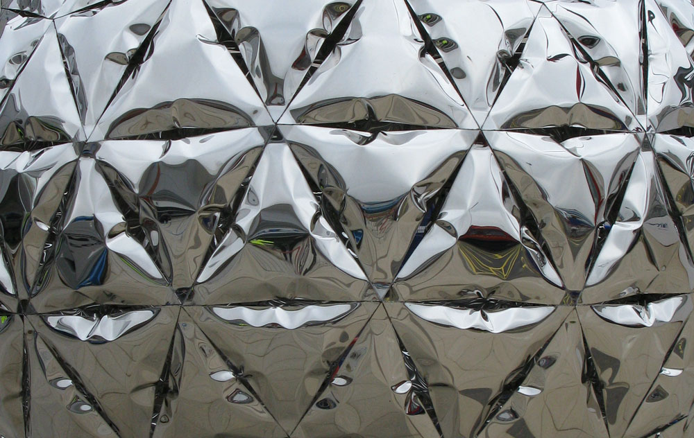 blown metal sphere surface triangular sections.jpg