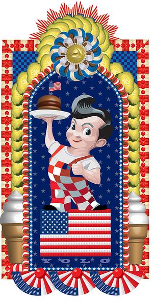 My America: American Boy, Q. Cassetti, 2013