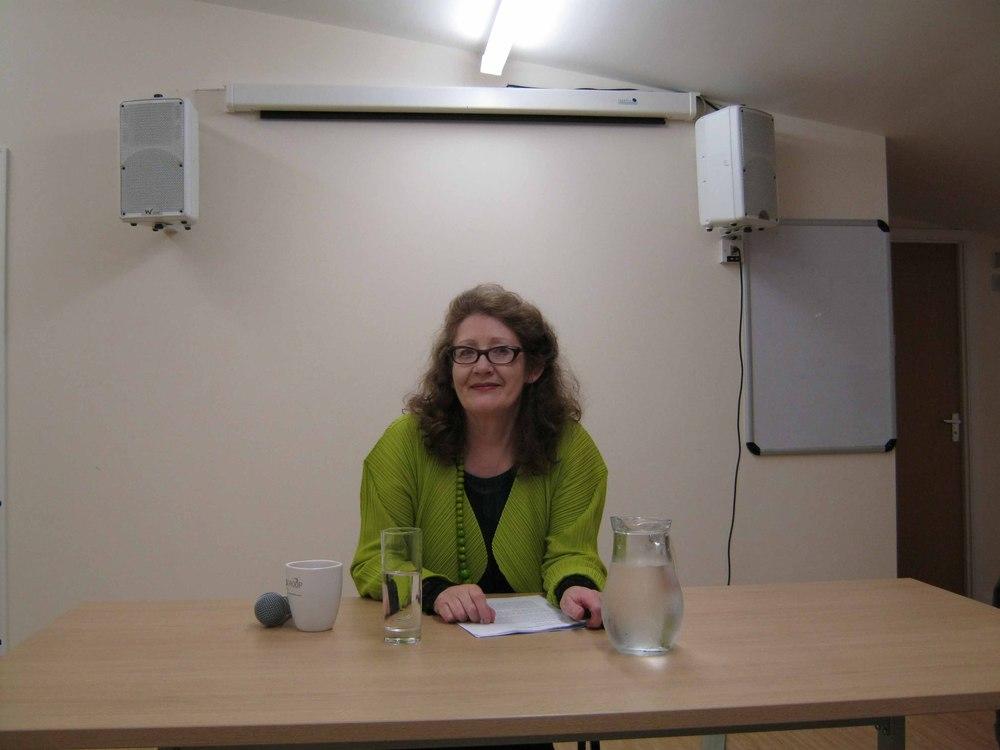 Professor Mary Hickman Lecture 20.3.12i 005.jpg