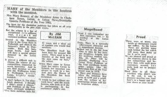 Luton News 1982 Mary Keaney 23.04.14.jpg