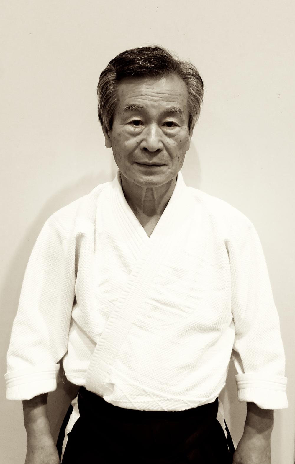 Hironobu Yamada Shihan
