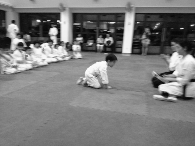 Aikido Kenshin-Kai-Belt Presentation - December 2013